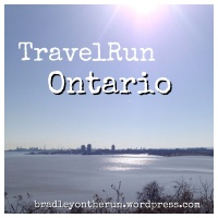 TravelRun Ontario - and the Trans Canada Trail